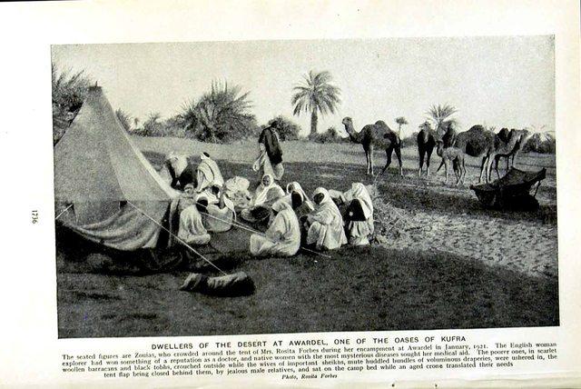 SE REALIZAN EXCURSIONES AL NORTE DE ÁFRICA