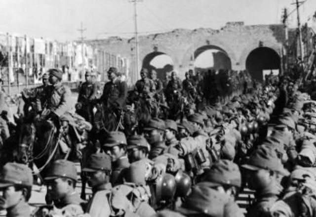 rebels capture Nanjing