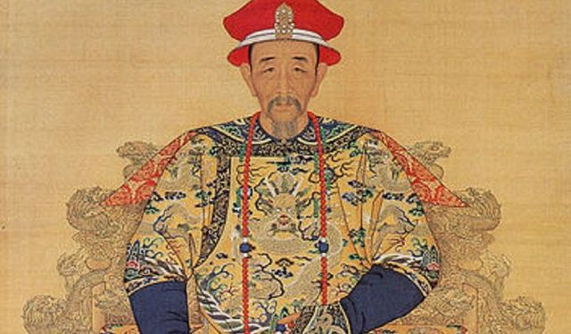 China ruled by the Manchu dynasty