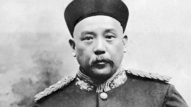 Yuan's proclaimed himself emperor