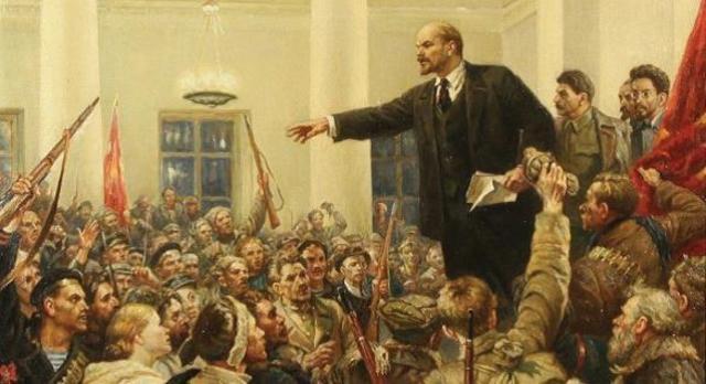 Bolshecik revolution