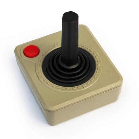 Primer joystick.