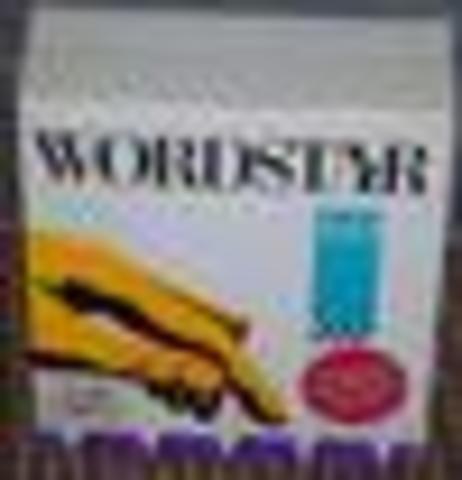 WordStar.