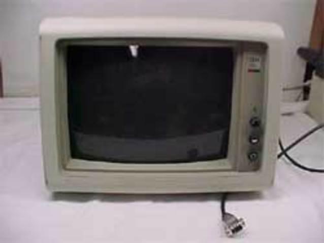 Monitor CGA.
