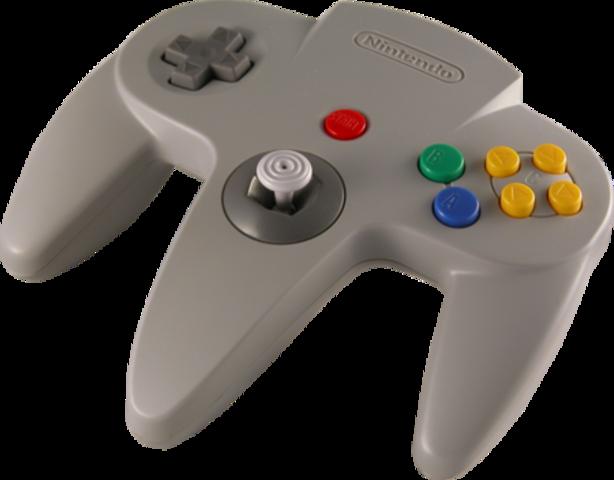 Primer joystick de Nintendo.