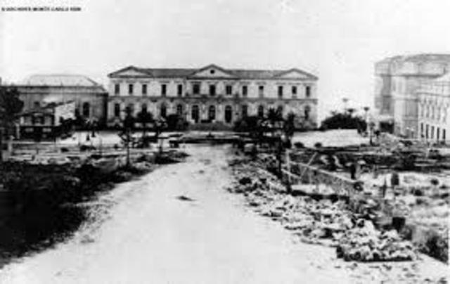 CONSTRUCCIÓN DE CASINO EN MONTE CARLO, MONACO