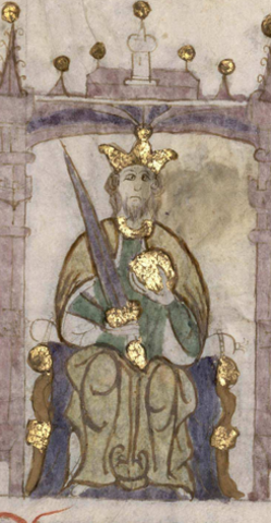 Iñigo Arista de Pamplona se independiza de los francos
