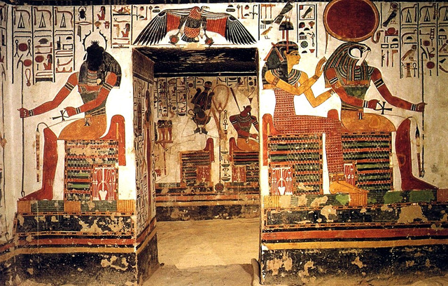 Древний Египет: Новое царство