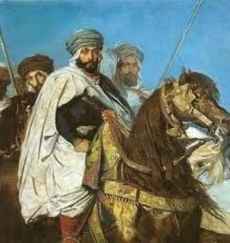 Restauración del Califato Omeya en Córdoba