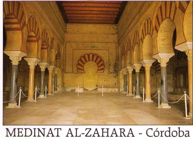Construcción de Madinat al-Zahra