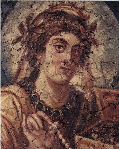 Живопись Позднего Рима