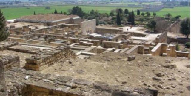 Destrucción de Madinatt al-Zahra