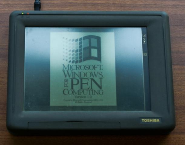 Windows Pen Computing
