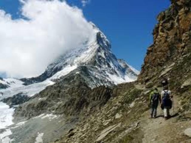 Surge turismo de montaña