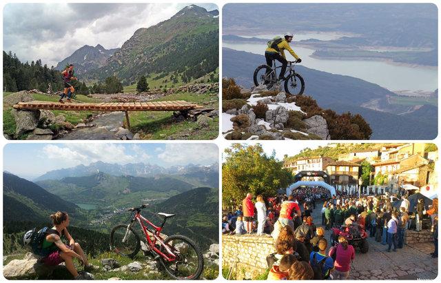Auge turismo de montaña