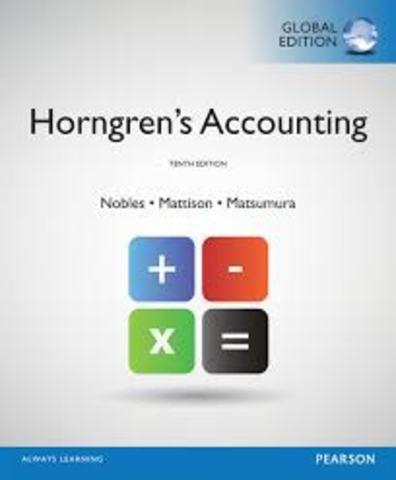 Horngren-Peters Administrativa