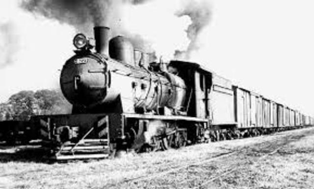 Desarrollo de ferrocarril, reducción de costos.