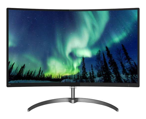 Monitor LCD.