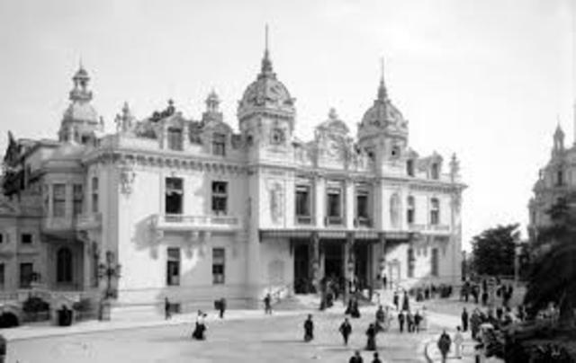 Casino en Montecarlo