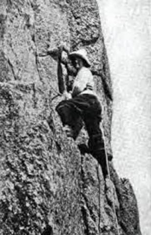 Primera guía turistica para alpinistas
