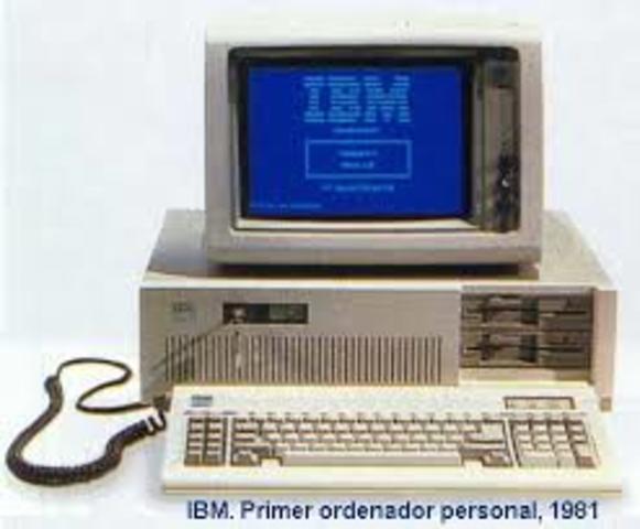 Primer ordenador en Nueva York