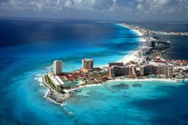 Cancún a nivel mundial
