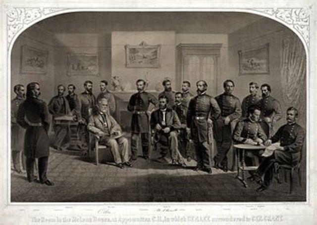 Appomattox Courthouse