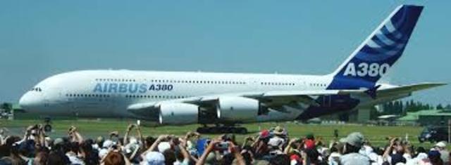 Avión comercial más grande del mundo