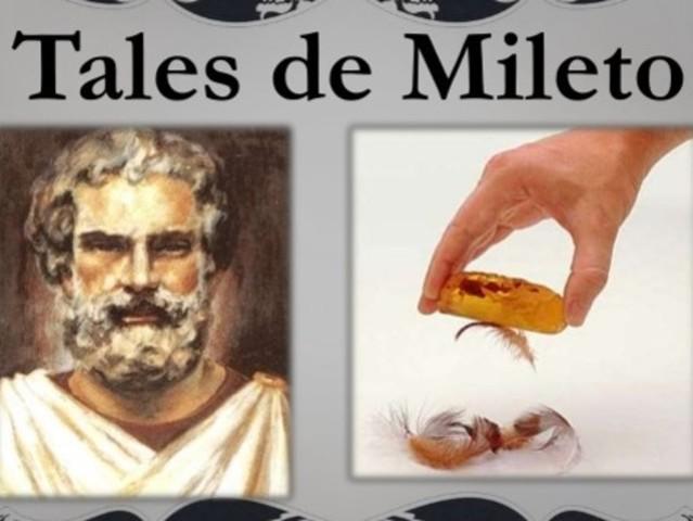 Tales de Mileto. Propiedades de la magnetita.