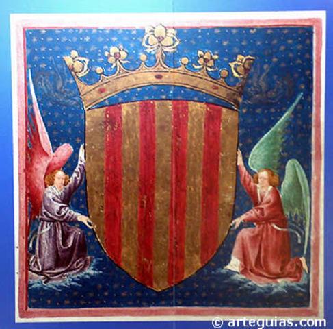 Creación de la Corona de Aragón