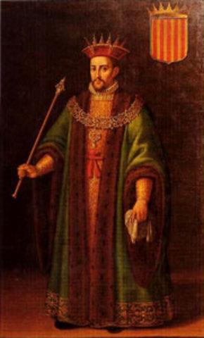 Alfonso II de Aragón toma Teruel