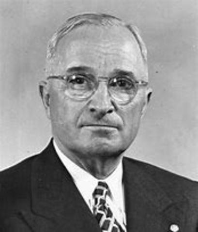 Truman dør