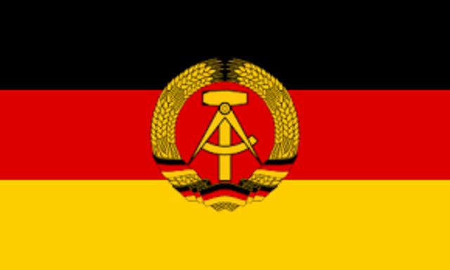 Øst-Tyskland