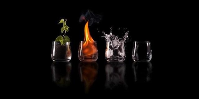4 Elementos del Macrocosmos