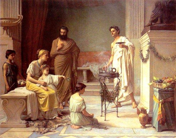 Aportes a la Medicina en Roma