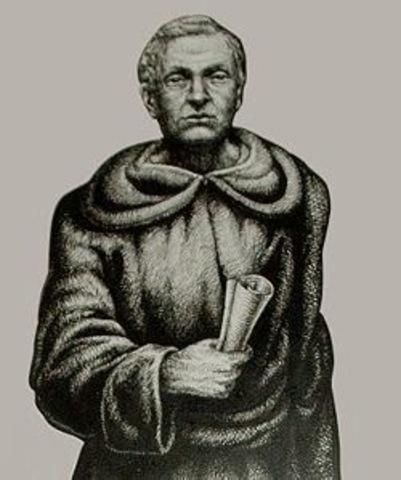 Domingo Soto. Gravedad en la Tierra.