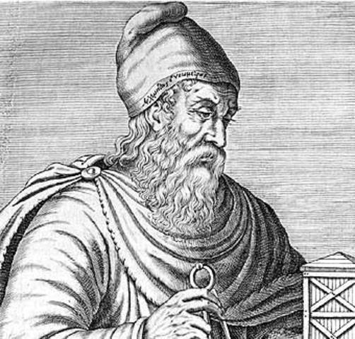 Arquímedes (287−212 a. C.)