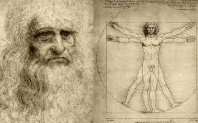 Leonardo da Vinci (1452−1519) italiano