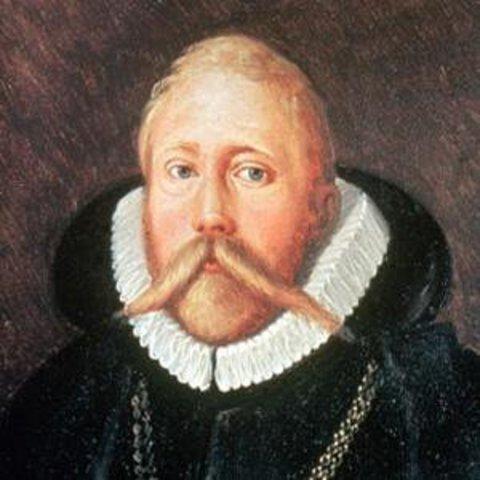 Tycho Brahe (1546−1601)