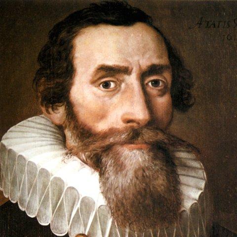 Johannes Kepler (Alemania 1571−1630)