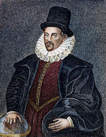 William Gilbert (1544−1603)