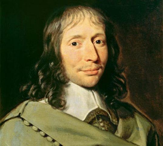 Blas Pascal (1623−1662)
