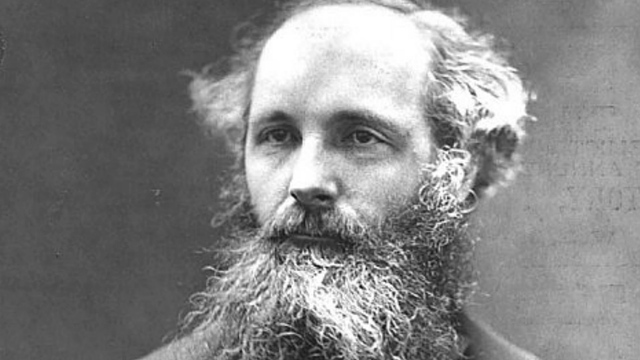 James Clerk Maxwell (1831−1879) Escocés