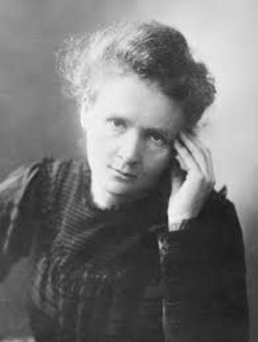 Marie Curie (1867−1934) Polaca