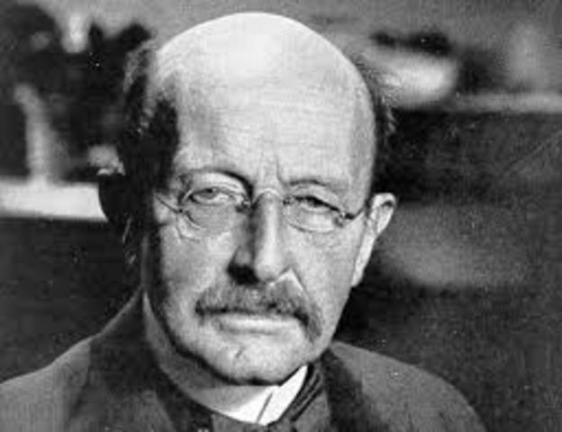 Max Planck (1858−1947)