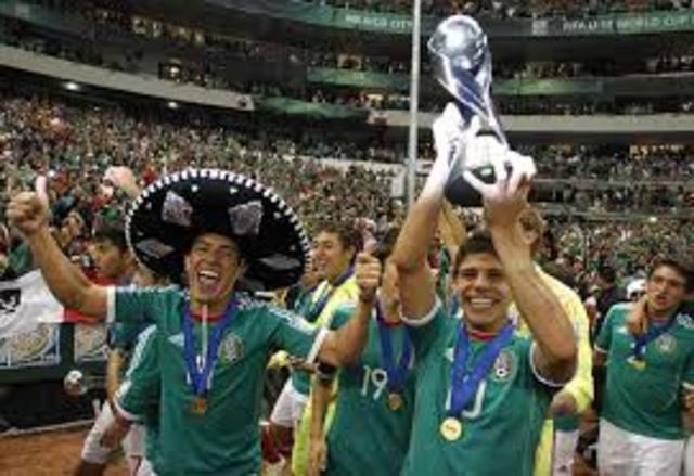Mexico Gana el mundial de futbool sub-17