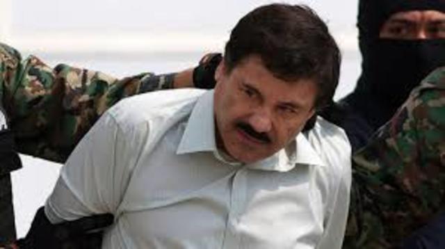 Capturan al Chapo (Joaquien Guzman)