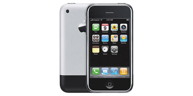 Se lanza Iphone con navegador web completo