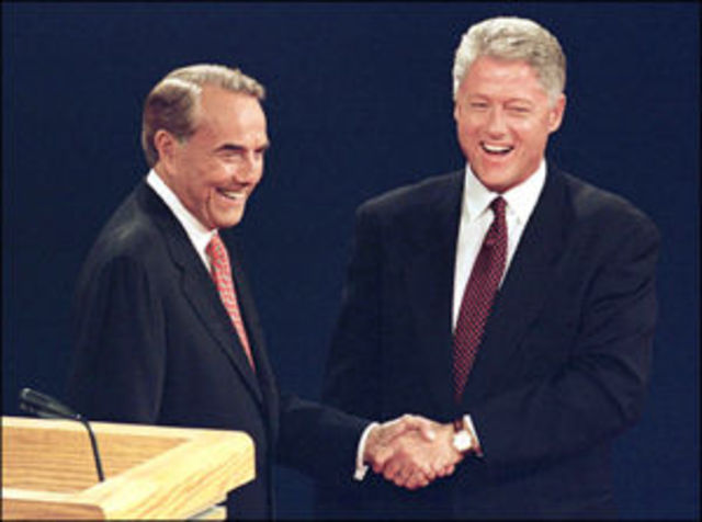 United States Presidential Election Of 1996