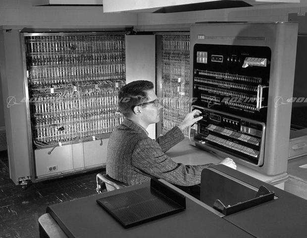 Primeras computadoras.